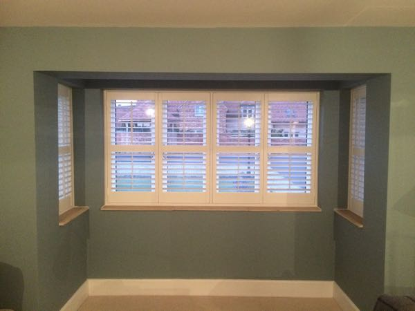 Fitting Plantation Shutters IN surrey and Hampshire