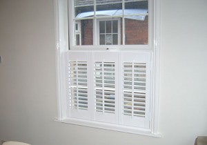 Cafe Style Shutters Camberley