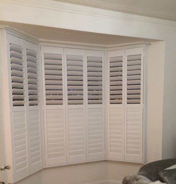 Plantation shutters in Woking